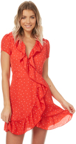 Reverse Womens Casey Play Dress Red
