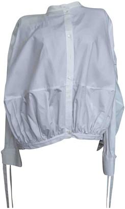 Antonio Berardi White Cotton Top for Women