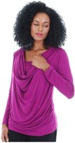 Everly Grey Kristina Maternity Top - Orchid-Medium