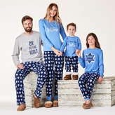 Asstd National Brand #FAMJAMS Hanukkah Family Pajama Set- Men's