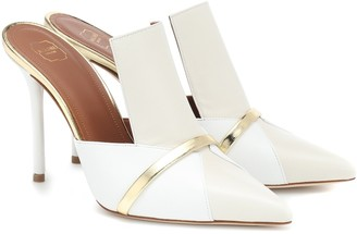 Malone Souliers Danielle 100 leather mules