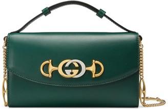 Gucci Zumi smooth leather mini bag