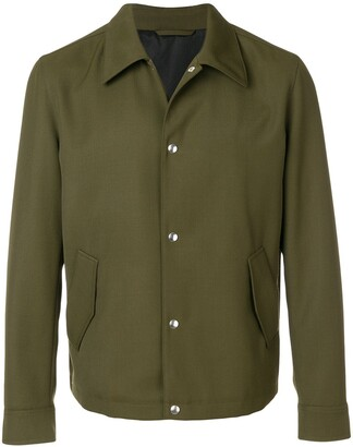 Ami Snap Button Jacket