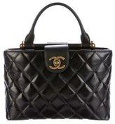 Chanel 2016 Paris-Rome Handle Bag
