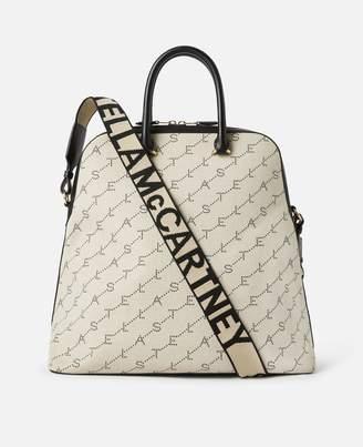 Stella McCartney top handle monogram bag
