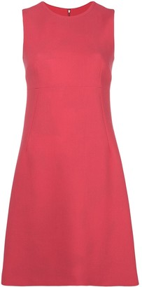 Dolce & Gabbana tailored shift mini dress
