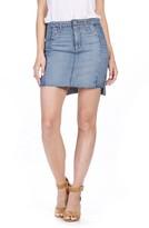 Paige Women's Adrian Denim Skirt