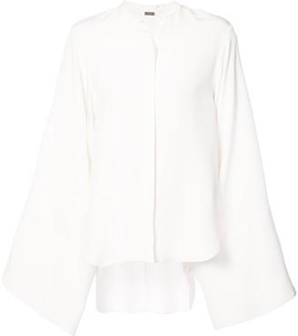 Adam Lippes Kimono Sleeve Shirt IVO