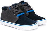 HUGO BOSS colour block sneakers