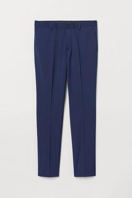 H&M Suit trousers Super Skinny Fit