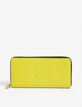 Honey Dijon Large Leather Wallet