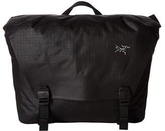 Arc'teryx Granville 10 Courier Bag (Black) Bags
