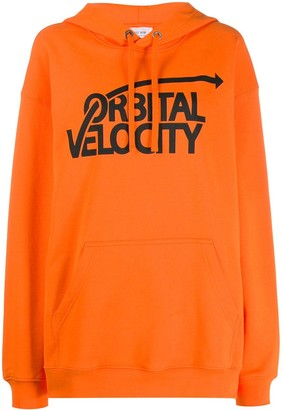 Calvin Klein Jeans Est. 1978 Orbital Velocity hoodie