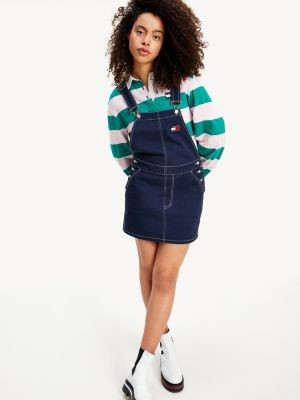 Tommy Hilfiger Cotton Dungaree Dress