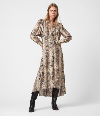 AllSaints Lia Arietta Dress