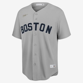 Nike Men's Cooperstown Baseball Jersey MLB Boston Red Sox (Ted Williams)