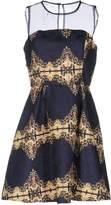 Andrea Morando Short dresses - Item 34682652