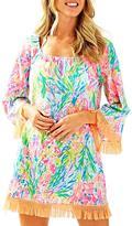 Lilly Pulitzer Getaway Tassle Dress