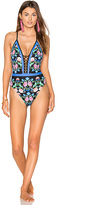 Nanette Lepore Goddess One Piece in Black. - size S (also in )