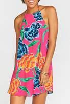 Show Me Your Mumu Katy Halter Dress