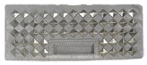 Pyramid Flap Over Clutch -