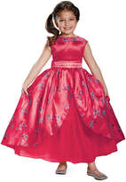 Disguise Elena Ball Gown Deluxe Dress - Size m (7-8)