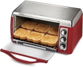 Hamilton Beach Ensemble 6-Slice Toaster Oven Broiler