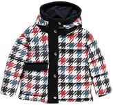 Marni Houndstooth Down Jacket