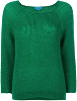 MiH Jeans Bowen sweater - women - Polyamide/Llama/Kid Mohair - L
