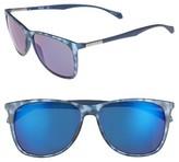 BOSS Men's 58Mm Sunglasses - Black Grey Havana