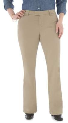 Lee Riders Womens Heavenly Touch Bootcut Pant