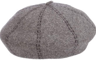 Dorfman Pacific Boiled wool french beret