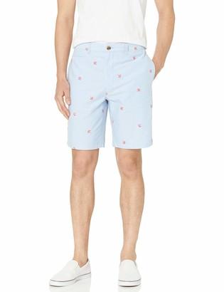 Mills Supply Men's Slim Fit Cotton Short