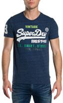 Superdry Shirt Shop Tee