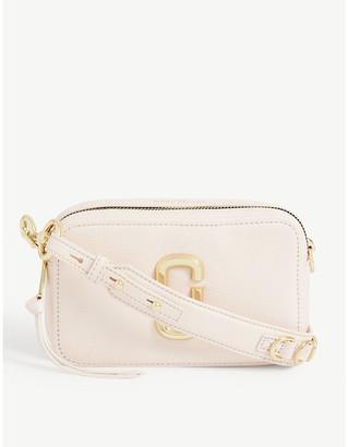 Marc Jacobs Softshot leather crossbody bag