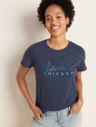 Old Navy Chicago Graphic Tee for Women