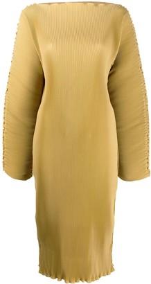 Totême Mia Vana off-the-shoulder knitted dress