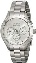 Invicta Women's 12465 Angel Silver Dial Stainless Steel Watch