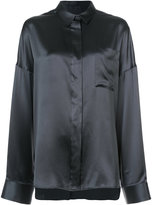 Haider Ackermann oversized shirt