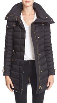 Burberry Women's Harrowden Hooded Down Coat