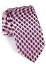 Ermenegildo Zegna Check Silk Tie