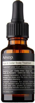 Aesop Sage and Cedar Scalp Treatment, 25 mL