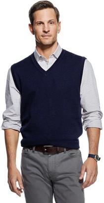 Van Heusen Men's Flex Sweater Vest