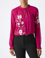Monsoon Esma Embroidered Blouse