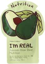Tony Moly Im Real Avacado Sheet Mask
