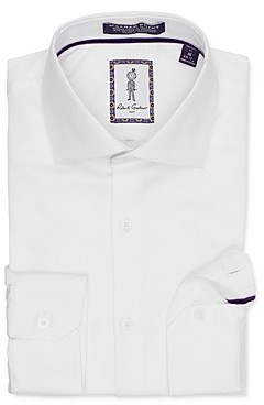 Robert Graham Roscoe Jacquard Regular Fit Dress Shirt