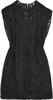 McQ by Alexander McQueen Broderie anglaise mini dress
