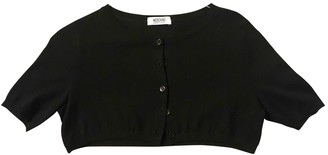 Moschino Cheap & Chic Moschino Cheap And Chic Black Silk Knitwear for Women
