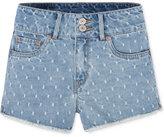 Levi's High Rise Novelty Cotton Shorts, Big Girls (7-16)