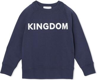 Burberry Kingdom Motif sweatshirt